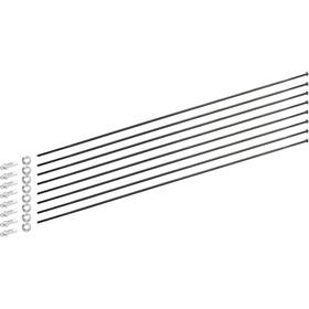 DT Swiss Spoke Kit pour PR 1400 Dicut 21 mm DB